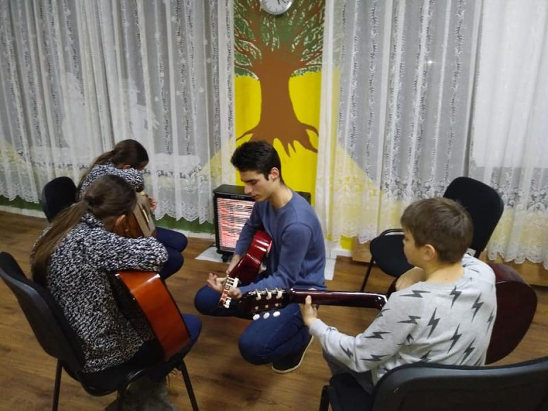 Kurs gitare 1