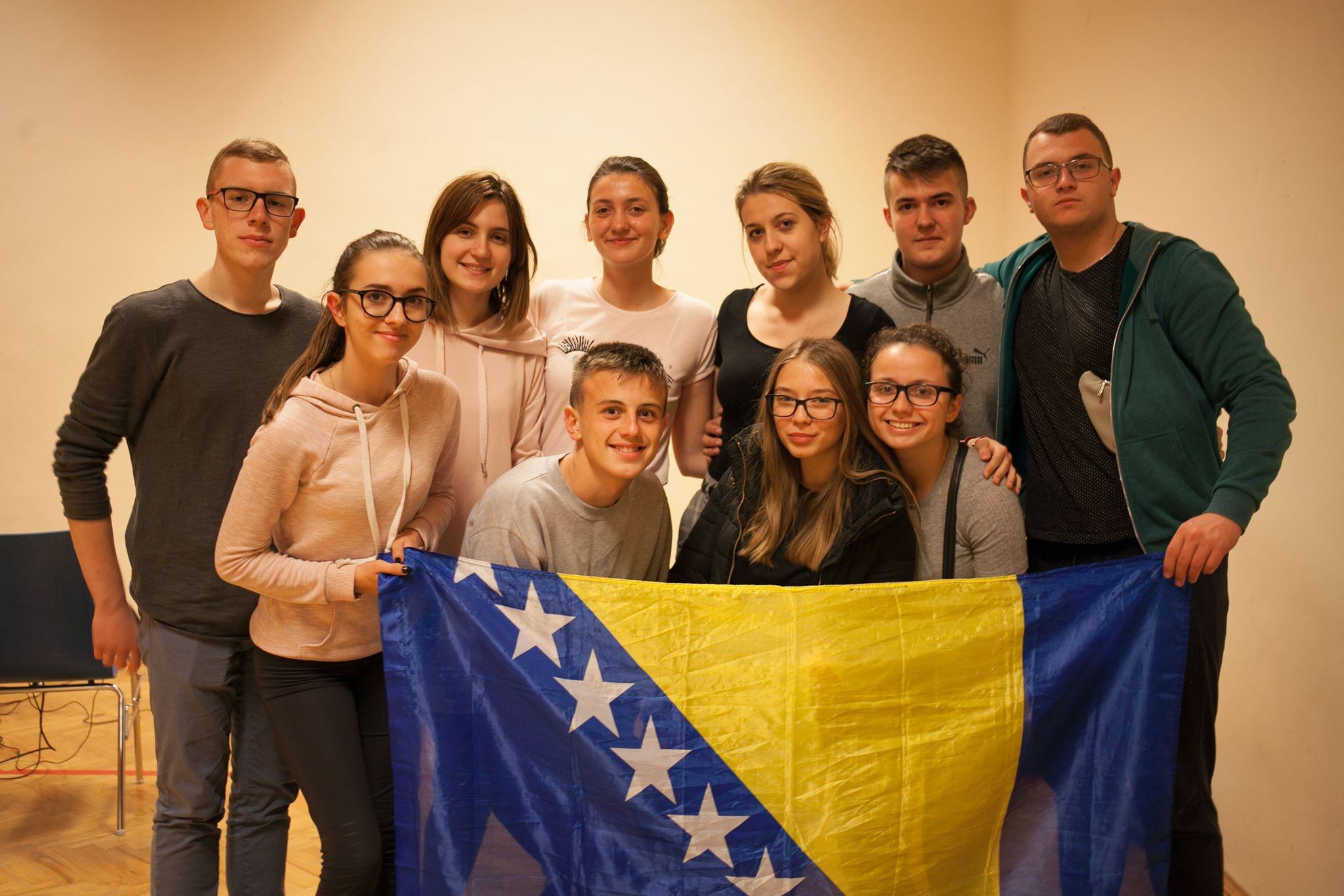 """COD Jajce/Uspješno održan Međunarodni susret mladih """"Coexist"""" u austrijskom Klagenfurtu"""