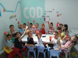 COD/Završna manifestacija do novog školskog zvona