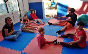 COD-ov volonter iz Francuske svoj doprinos dao je i u udruženju djece s posebnim potrebama 'Vodopad ljubavi'