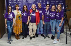 VIVA film fest/Filmom Ostajmo! mladi Jajca dobili nagradu za najbolju režiju