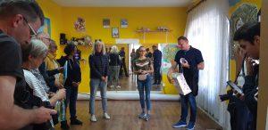 Profesori Realgymnasium Rämibühl Zurich posjetili kraljevski grad i COD Jajce
