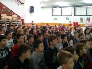 Svoju bogatu kreativno-edukativnu ponudu volonteri COD-a predstavili učenicima osnovnih škola