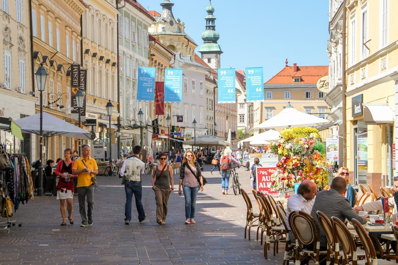 """COD/Budi i ti dio susreta mladih """"Community Spirit"""" u Klagenfurtu"""