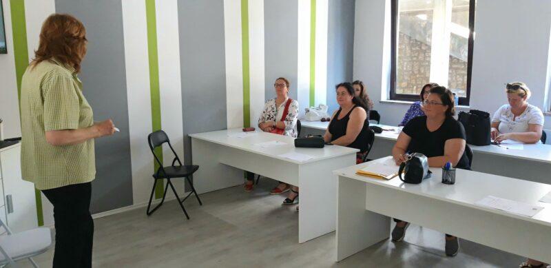 Održana radionica Izrada biznis plana u okviru programa podrške marginaliziranoj grupi žena