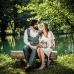 Volonterska ljubav Denisa i Laure okrunjena brakom na prelijepoj obali rijeke Plive